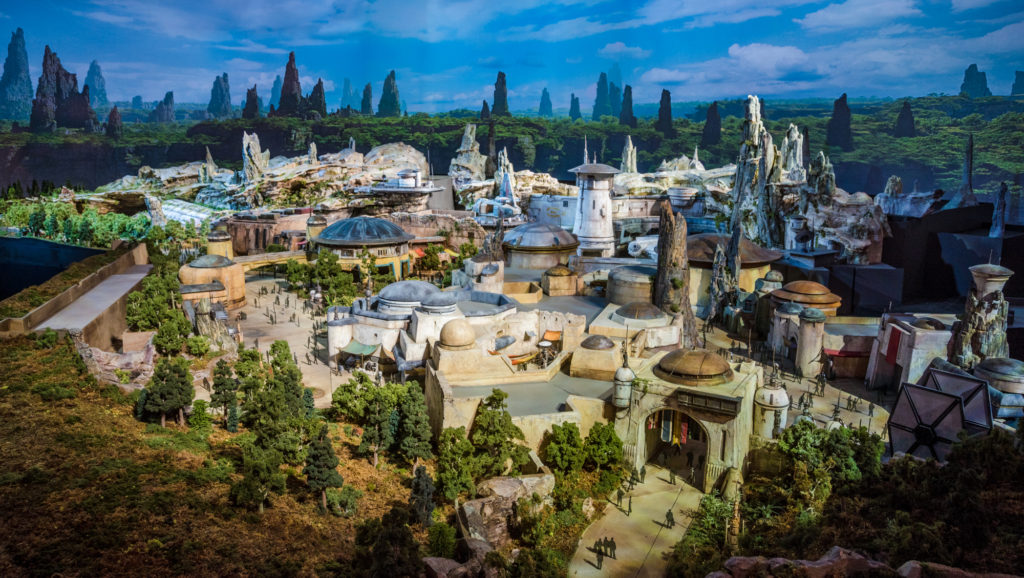 Disney backs new attraction with BOXX